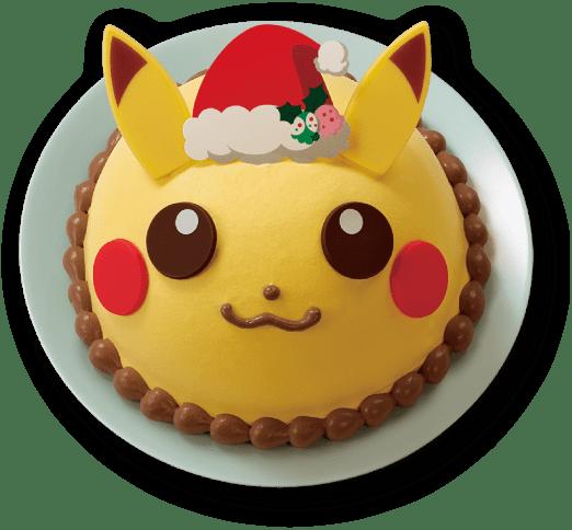サーティワンアイスクリーム ポケモン アイスクリームケーキ クリスマス ピカチュウ